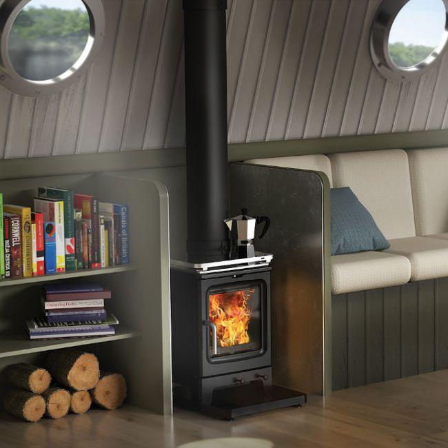 Saltfire Peanut 3 Ecodesign Ready Wood Burning Stove