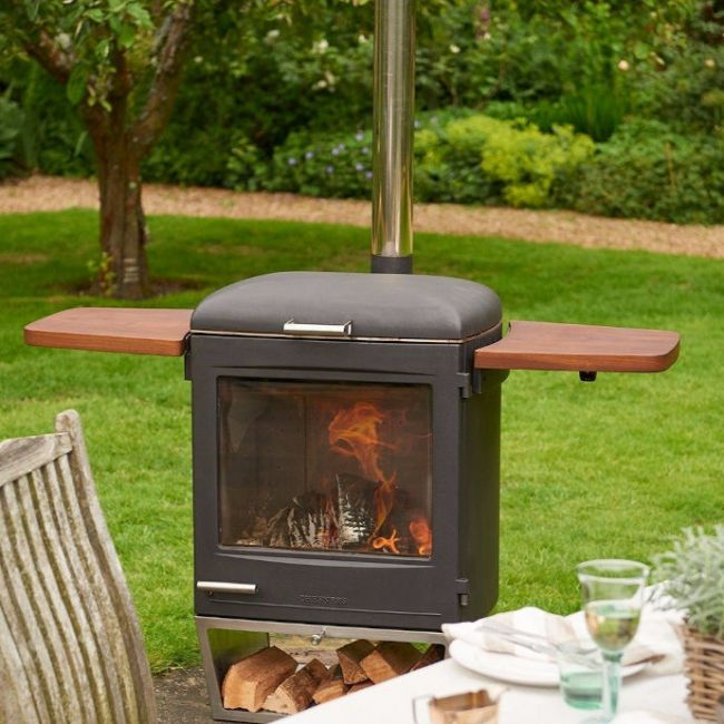 Chesneys Garden Gourmet Outdoor Stove and Barbecue