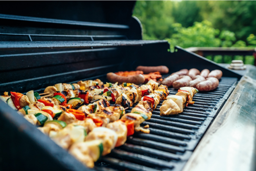 Have you got the right kind of gas for your BBQ?