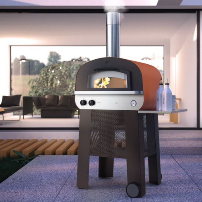 Fontana Piero Gas & Wood Fired Pizza Oven