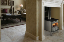 The best double sided stoves for large rooms