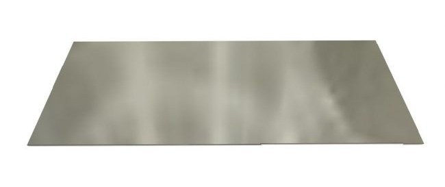 1000mm x 500mm Register Plate Without Access