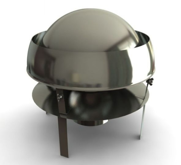 Mini Anti-Downdraft Pot Hanger